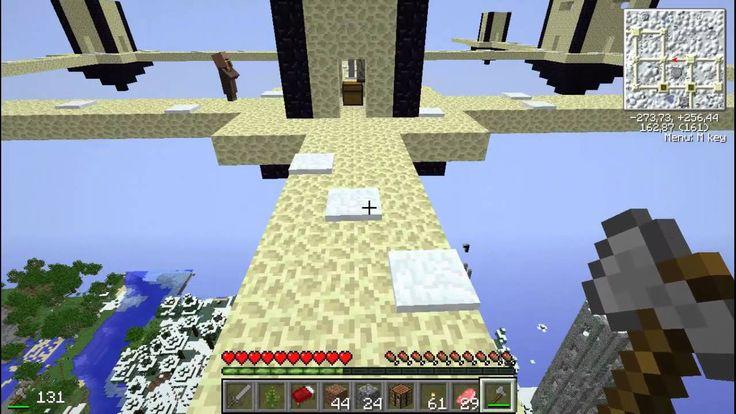 Zagrajmy W Minecraft Na Modach - Odcinek #1