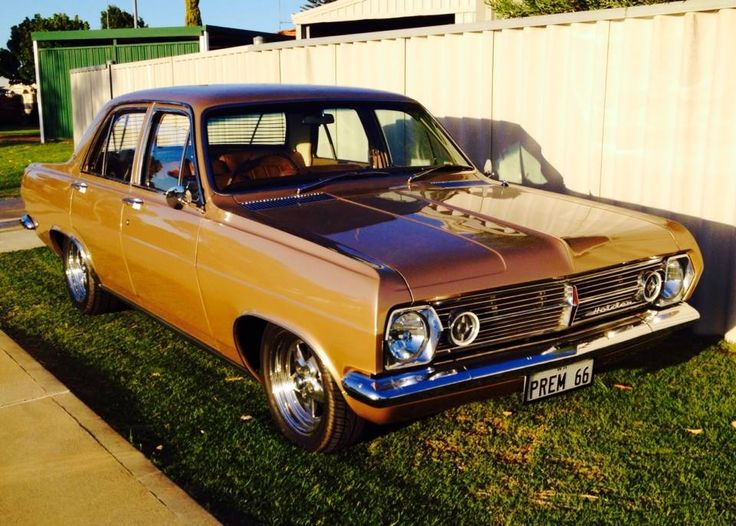 My 1966 Holden HR Premier