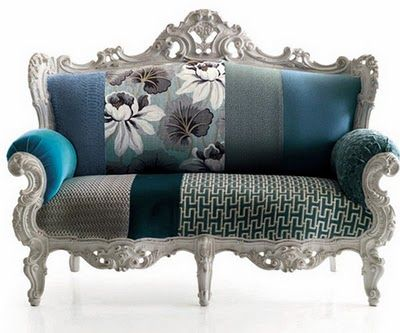 patchwork chic furniture