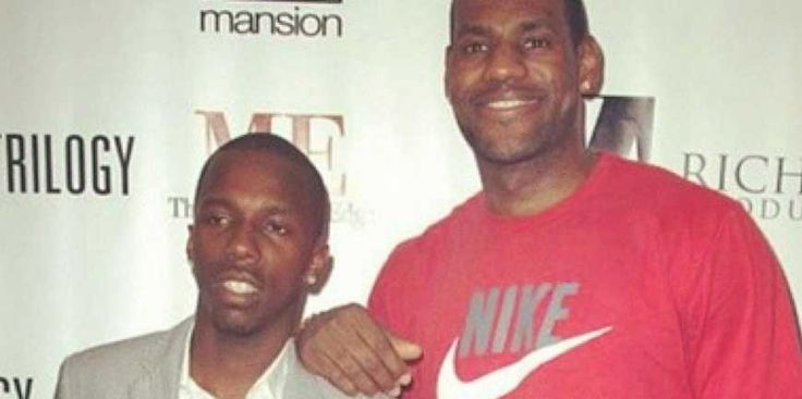 LeBron James' Agent Was A 21-Year-Old Selling Jerseys Out Of The Trunk Of His Car When He First Met LeBron