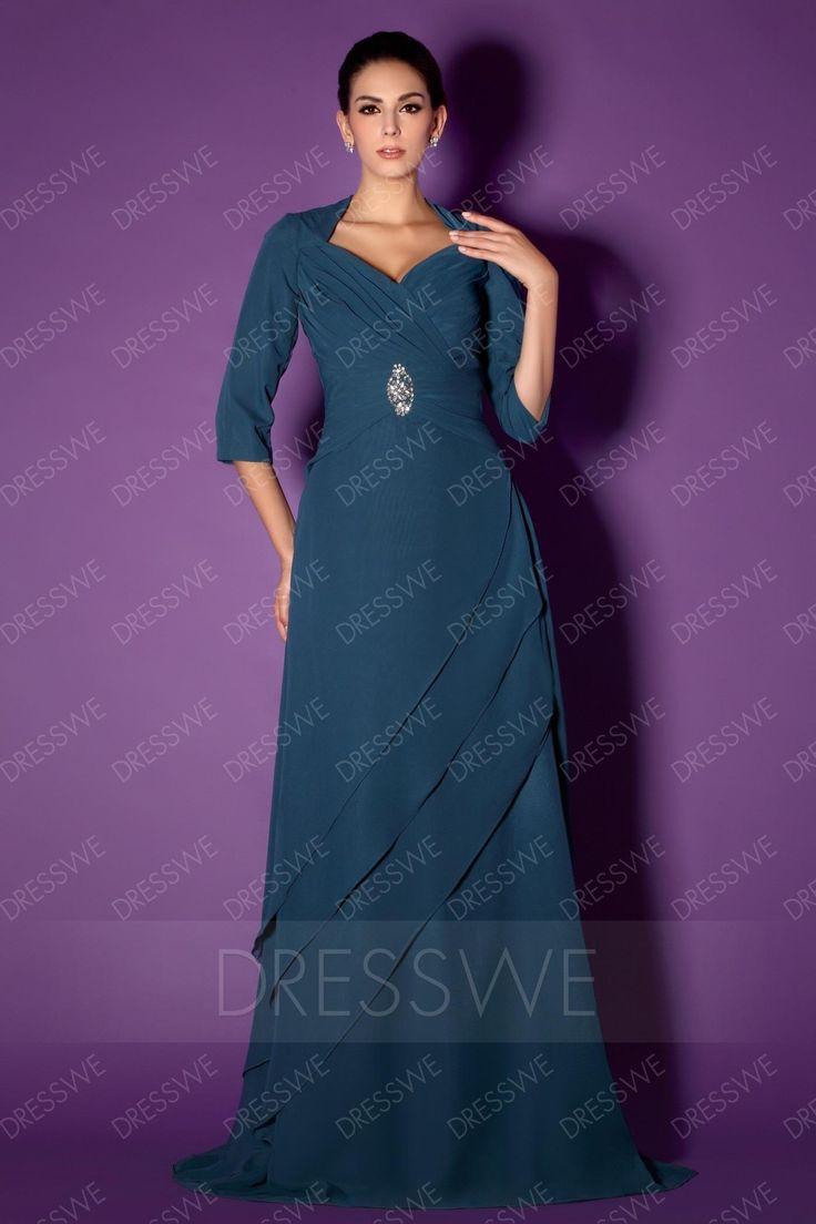 Moderno Vestido De La Dama De Honor Tolli Sophia Friso - Vestido de ...