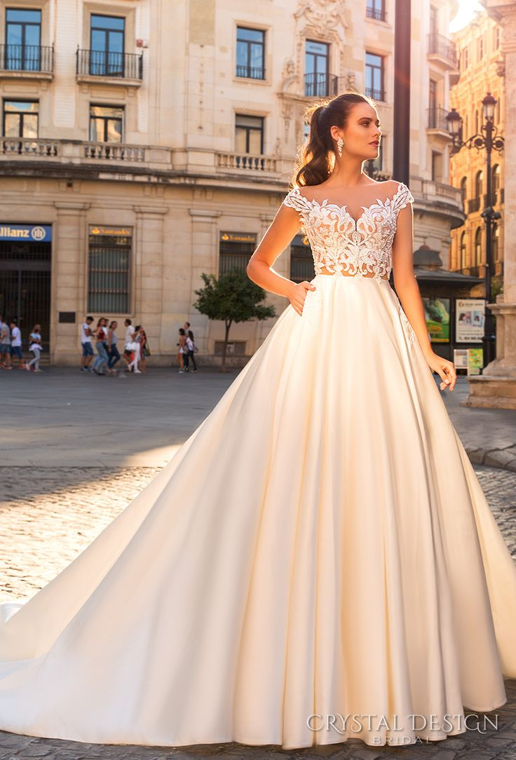 17 best images about gowns with pockets on pinterest for My perfect wedding dress