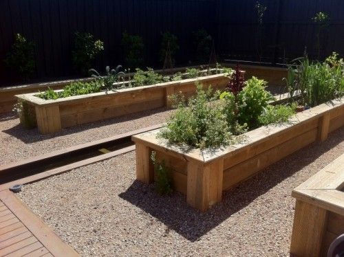 20 Best Images About Raised Vegetable Garden Design On Pinterest