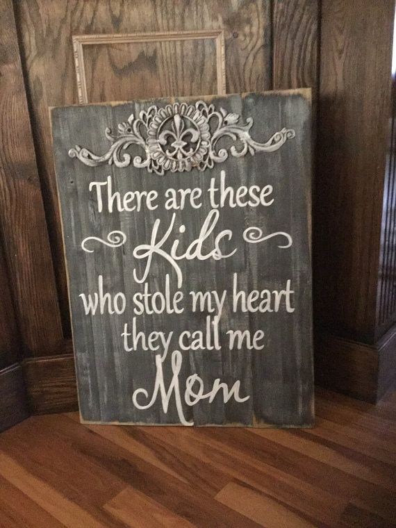 There are these kids who stole my heart they by REFINDdesigngals