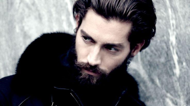 maximiliano patane | Maximiliano Patane | Facial hair is a must
