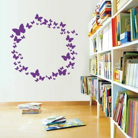Butterflies Decal – Purple from Fun Kid's Room Decals - R299 (Save 34%)