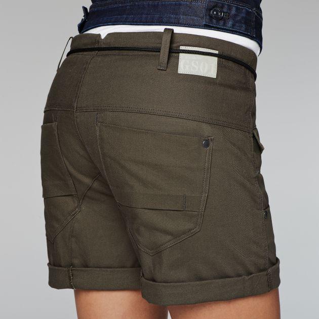 G-Star RAW-Army Radar Short-Women-Shorts