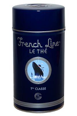 Dammann Freres French Line 1ére Classe