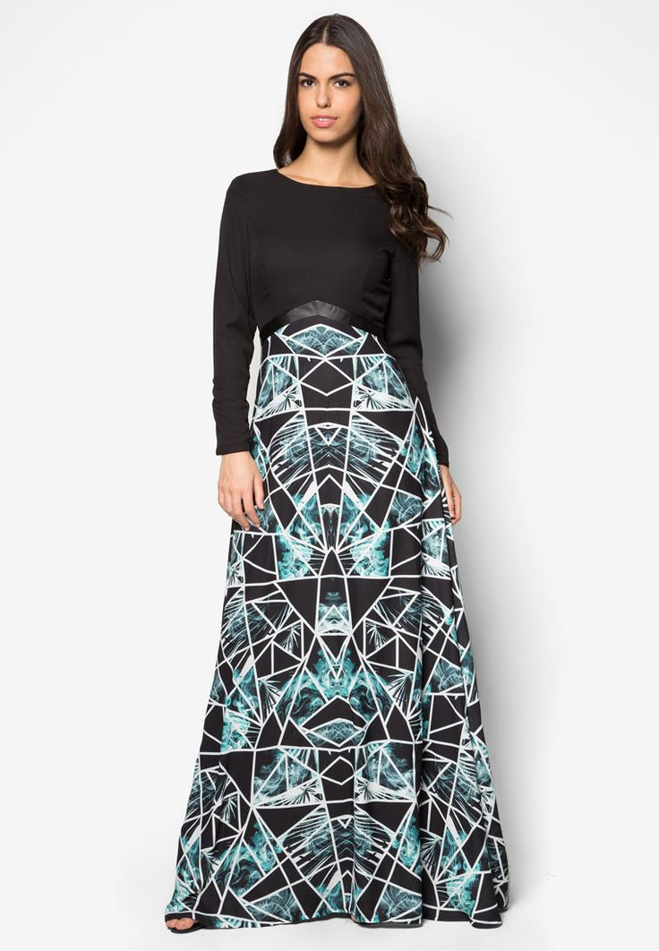 maxi dress zalora philippines vacations