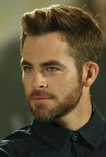 Chris Pine - awesome as young James T. Kirk (and a nice Jewish boy)
