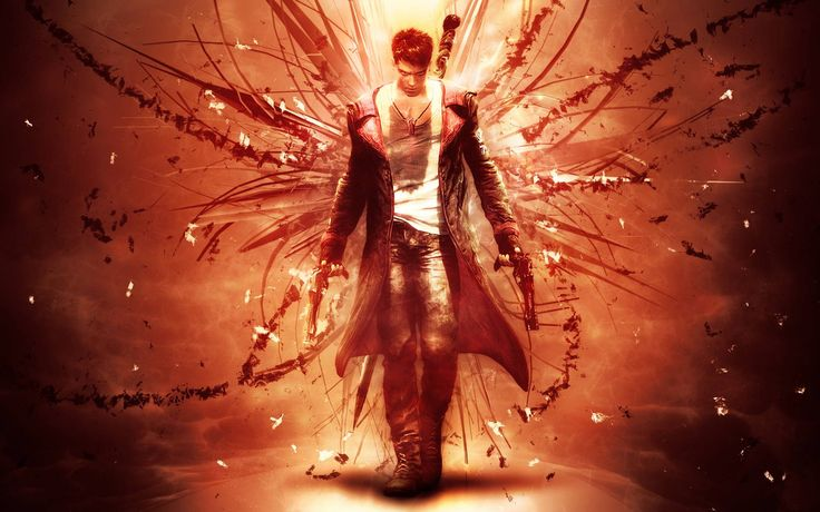 Download The Latest Devil May Cry HD Wallpapers From Wallpapers111.com