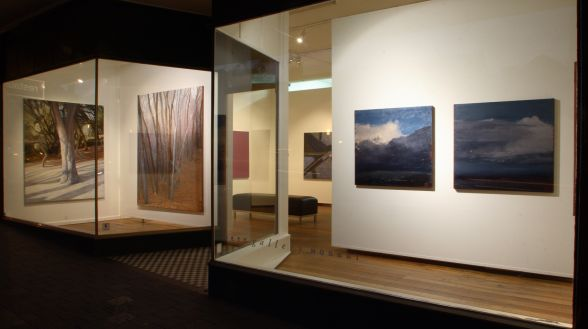 Bett Gallery is one  of Australia's foremost contemporary art galleries representing leading Australian painters, sculptors, photographers, jewelers, print-makers and ceramicists.