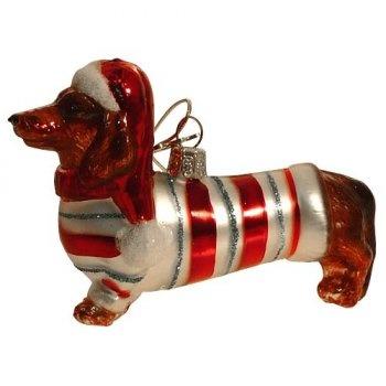 Dachshund Christmas Cards & Ornaments
