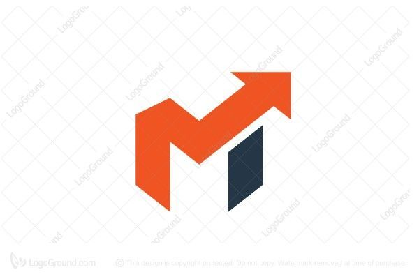 Logo for sale: Upward Arrow M Logo. Unique M showing profit or success arrow. The symbol itself will looks nice as social media avatar and website or mobile icon. letter M profit success product business brand design graphic unique recognized professional advisory consulting trade forex foreign exchange trade b2b finance financial bookkeeping capital venture consultation consultant logo logos serious arrow graph buy purchase ventures Accounting Marketing Insurance mmm #mobilemarketinglogo