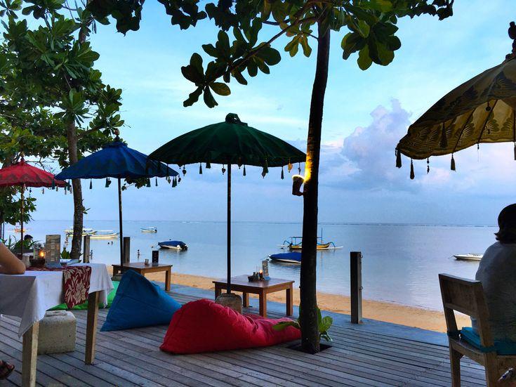 Bali, Sanur Beach