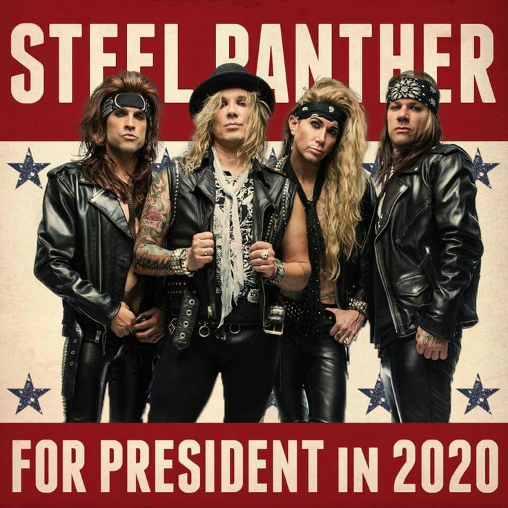 Steel Panther for Supreme Dictators