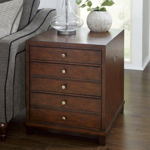 Found It At Wayfair Supply   Hammary Modern Lodge End Table