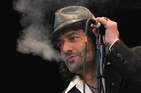 "Rachid Taha is an Algerian singer and activist based in France who has been described as ""sonically adventurous."""