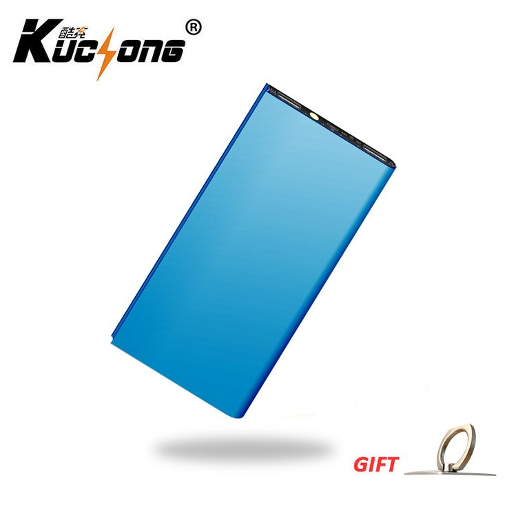 KUCHONG 12000mAh Power Bank Universal External Battery 2 USB LED Light Portable Charger for All phone Fast Shipping #clothing,#shoes,#jewelry,#women,#men,#hats,#watches,#belts,#fashion,#style
