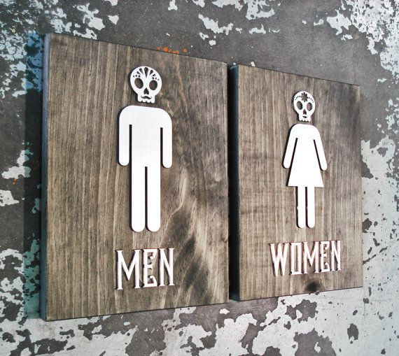 Bathroom Signs Metal 20 best julios burritos images on pinterest   mexican restaurant