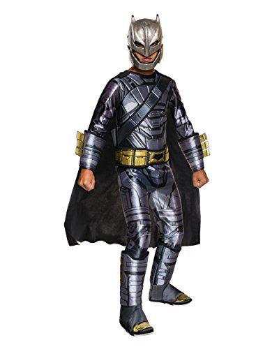 rubies  big  boys  Batman  v  superman  armored  Batman  costume