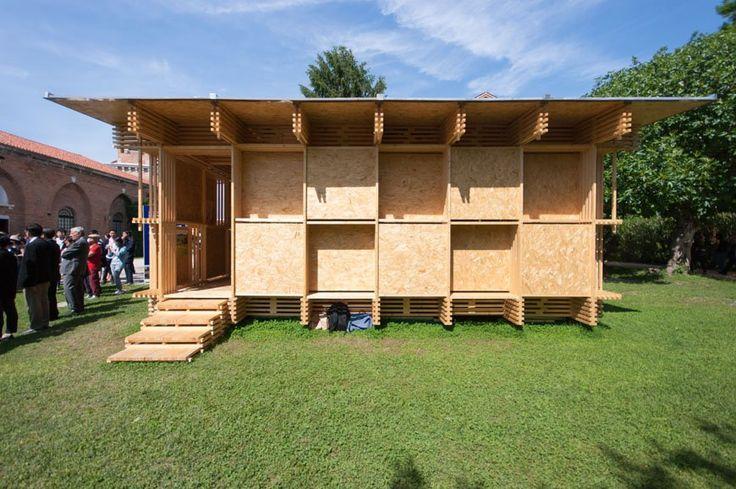 Venice Architecture Biennale 2016: pavilion of China by Jiangxiang Zhu