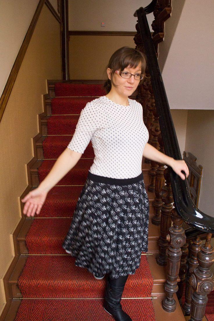meine neuen roecke kreativlabor berlin kleider fuer frauen naehen