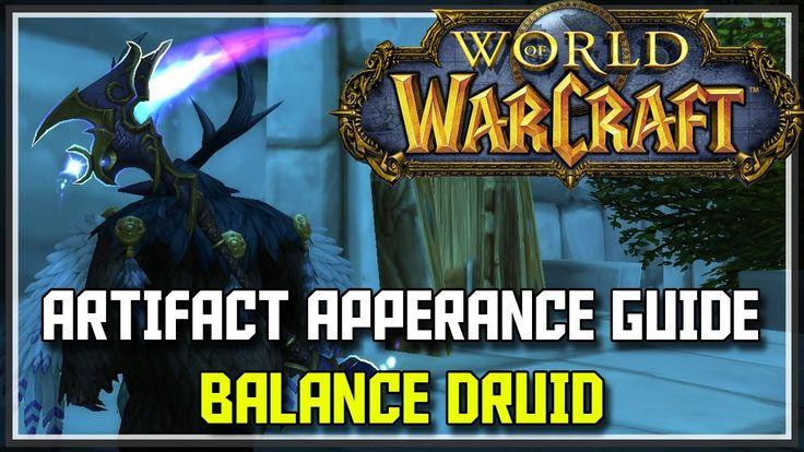 Balance Druid Artifact Challenge Scenario Guide #worldofwarcraft #blizzard #Hearthstone #wow #Warcraft #BlizzardCS #gaming