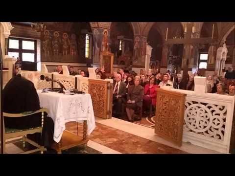 π. Ανανίας Κουστένης - προσευχή και νηστεία, τα όπλα μας