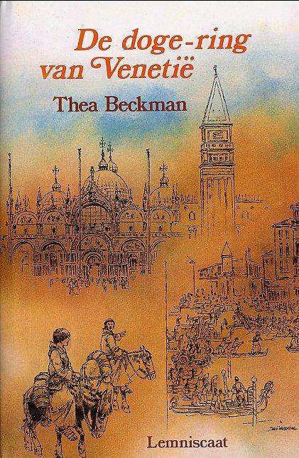 De doge-ring van Venetie-Thea Beckman