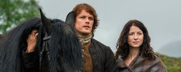 El actor Sam Heughan ha decidido adelantar este esperado momento a todos los fans que esperan con ansia el estreno de la temporada el próximo 10 de septiembre.