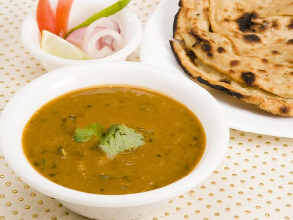 Dal makhani is a dish that originates from north India. Typically made with lots of butter and cream, it can be very high in calories and fat. For a healthy meal, try making this low-fat dal makhani recipe that tastes just as good as its full-fat counterpart.