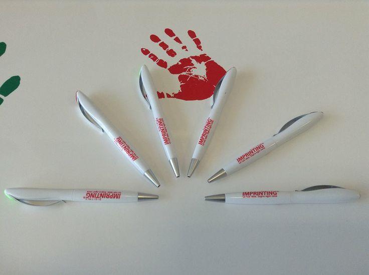 Penne personallizzate.