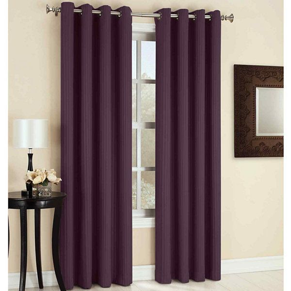 Fabian Grommet Top Blackout Curtain Panel Jcpenney New Apartment Pinterest Curtain