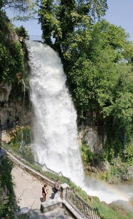 Edessa falls, North Greece