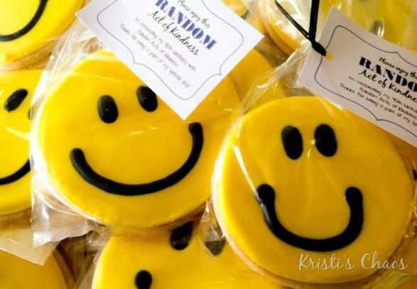 Birthday random acts of kindness ideas and free tag downloads