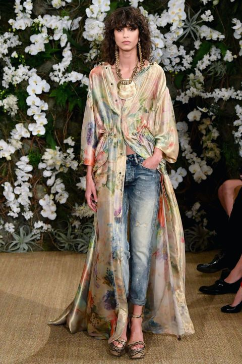 See the best looks from the Ralph Lauren fall runway here..