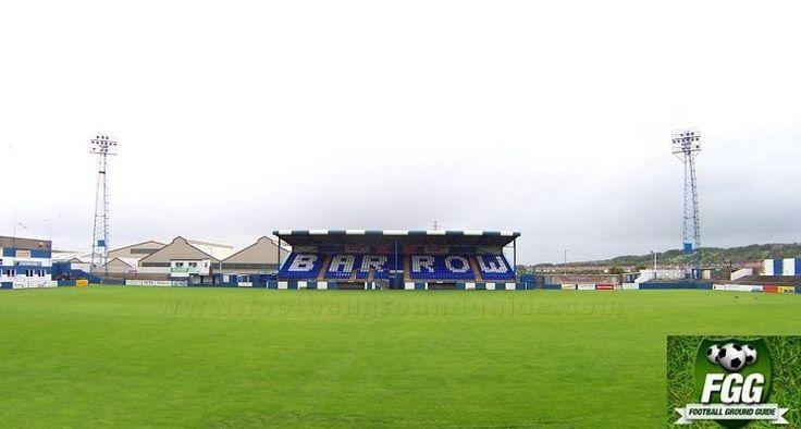 Barrow AFC |Furness Building Society Stadium | Football Ground Guide