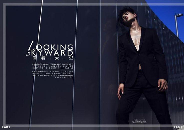 Lab-A4 Magazine - Looking SKYWARD