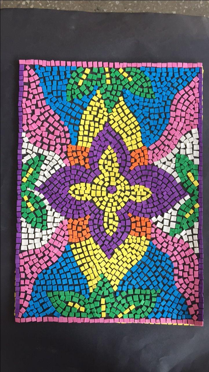 Evalardan mozaik