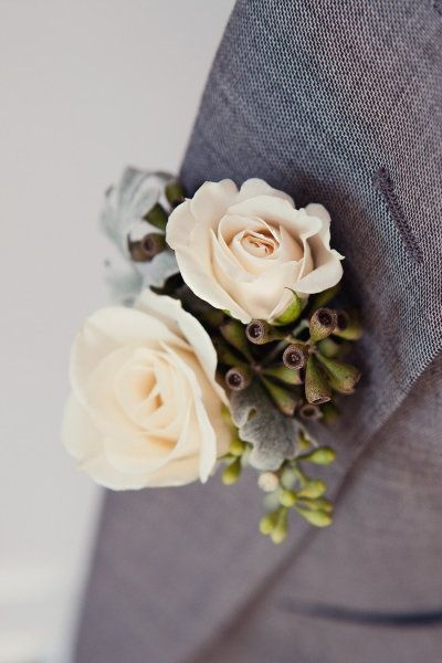 ThanksBoutonniere awesome pin