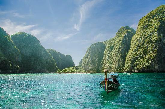 Phi Phi Islands, Krabi Province, Thailand