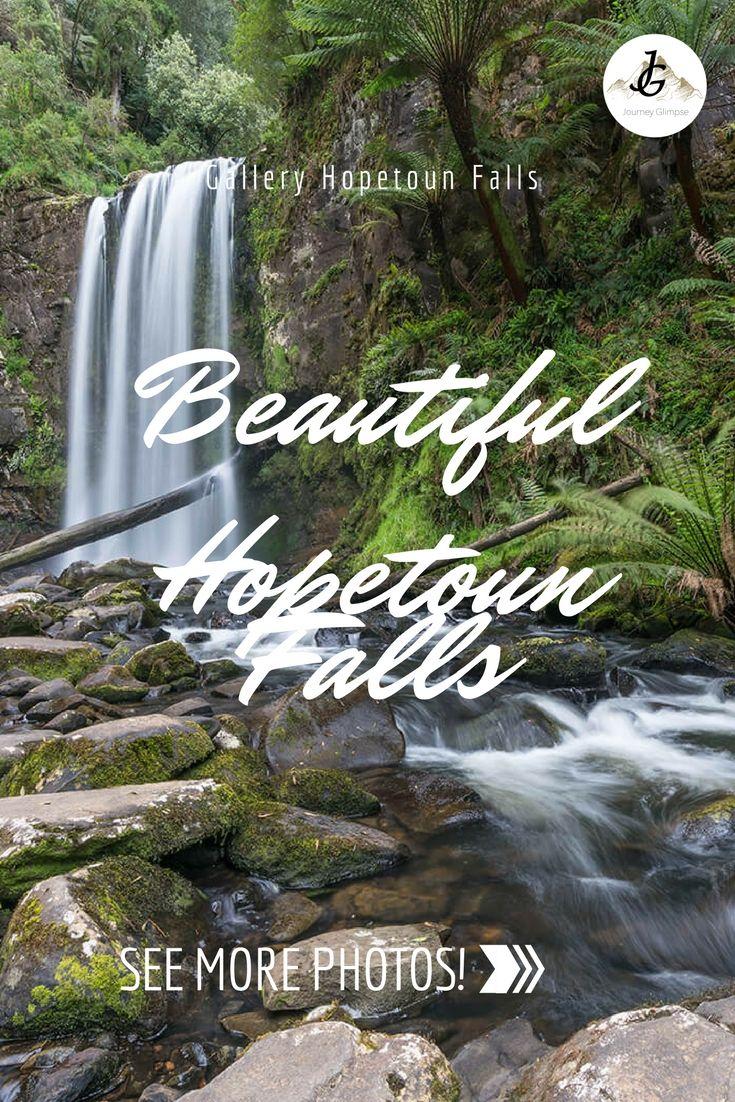 Die Hopetoun Falls in Australien sind ein wahres Paradies für Fotografen.