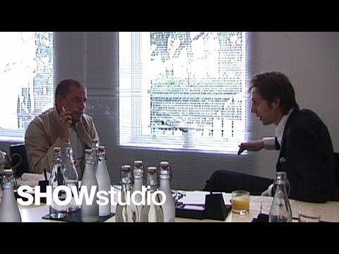 Alexander McQueen / Nick Knight - The Angel Interview: Unseen McQueen - YouTube