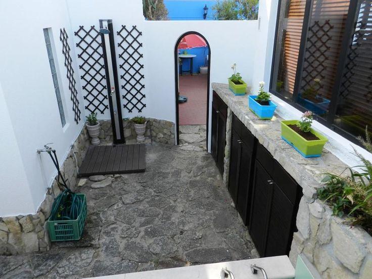 Aluguer de casa para férias em Atouguia da Baleia - Zona de banho - duche exteior