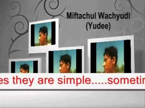 SOMETIMES LOVE - MIFTACHUL WACHYUDI (YUDEE)