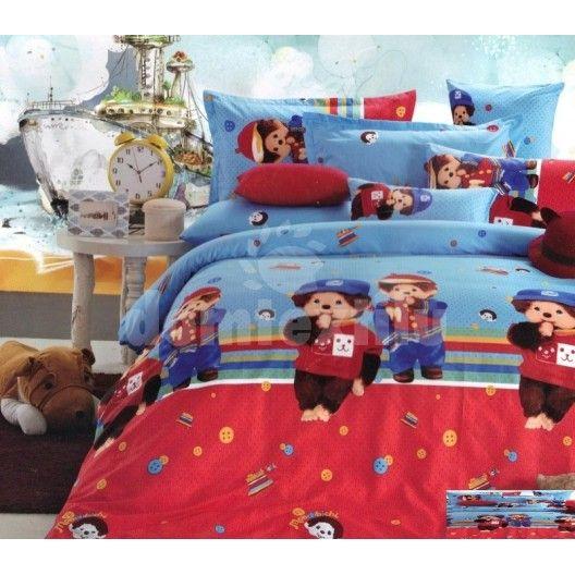 Obliečky na posteľ pre deti s potlačou