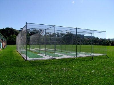 Homemade Batting Cage Frames