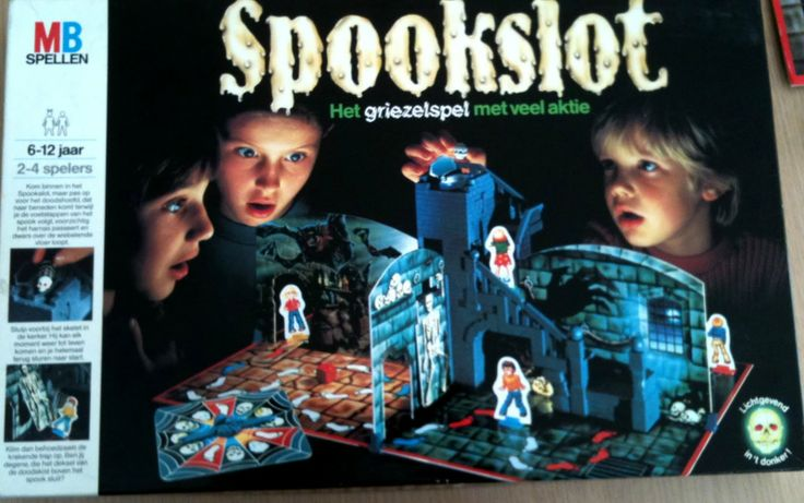 Spookslot, still have this game