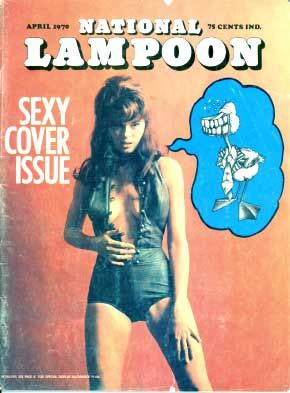 National Lampoon magazine #  1 - April 1970 pdf Back Issues Collection  Archives Download DVD Ebay Amazon